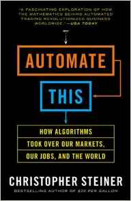 automate book cover