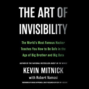The Art of Invisibility book cover